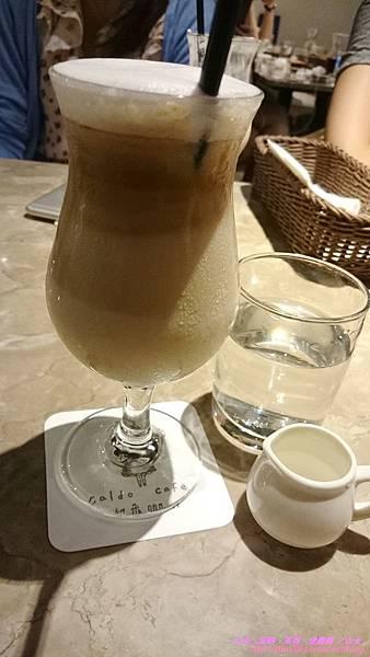 『台北大安區』捷運忠孝敦化站 台北東區美味舒芙蕾 Caldo cafe 咖朵咖啡 (敦南二店)