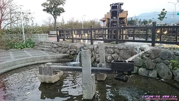 『新北市』三芝區 根德水車園區