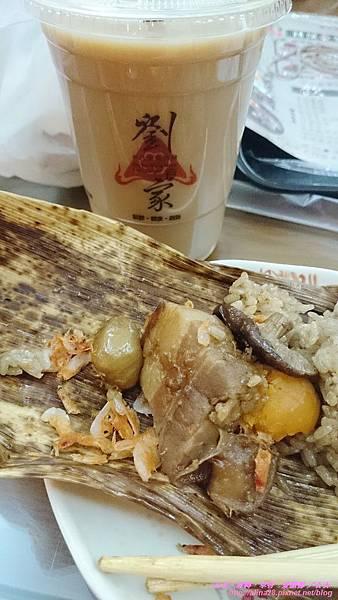 『石門』北部人氣肉粽王 劉家肉粽