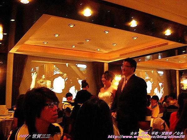 『紀錄』【囍】世貿三三婚宴會館 婚禮體驗試菜心得