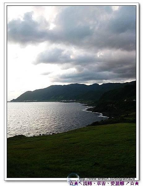 『2010奔放蘭嶼』日落月升‧青青草原