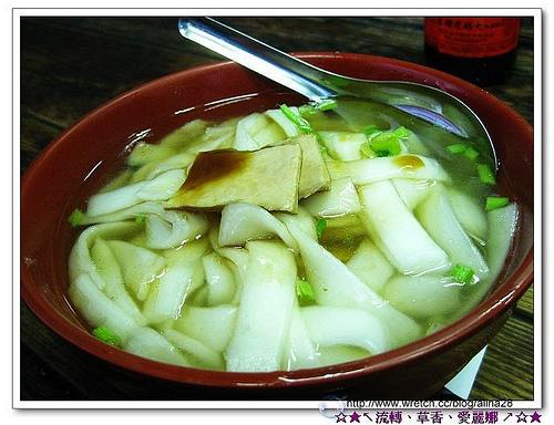 『2010愛戀七夕‧中彰投苗』南投埔里‧胡國雄古早麵