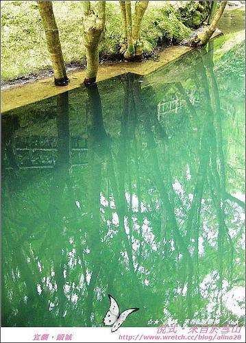 『宜蘭』頭城.來自雪山的天然好水‧悅式