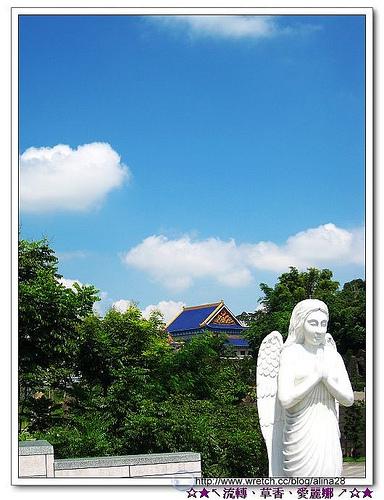 『2010愛戀七夕‧中彰投苗』台中霧峰‧繽紛華麗‧圓滿教堂