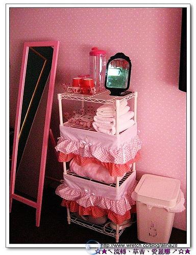 『2010愛戀七夕‧中彰投苗』台中‧Rose House‧玫瑰屋(點點房)
