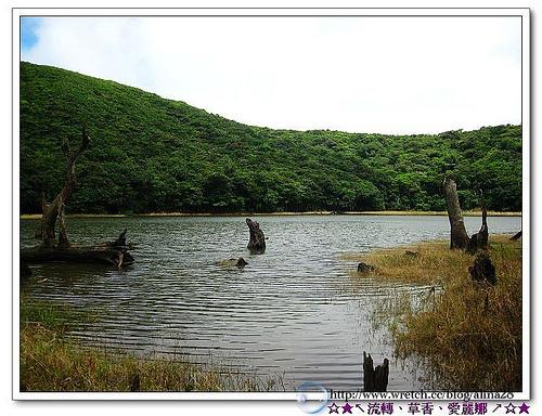 『2010奔放蘭嶼』爬到斷氣也要往上衝之大天池