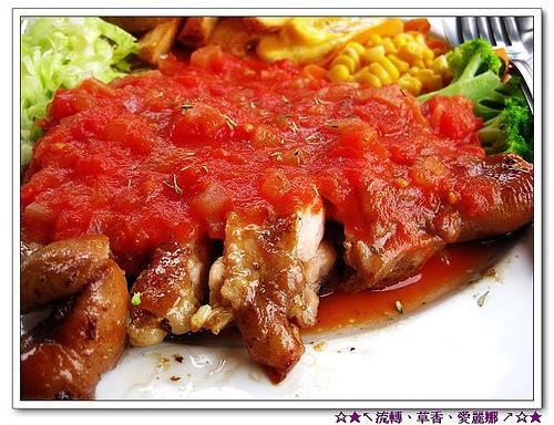 『花蓮慢活』美式料理‧幹道豬排