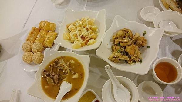 『台北大同區』捷運民權西路站 三德大飯店港式飲茶吃到飽 %2F 家族聚餐