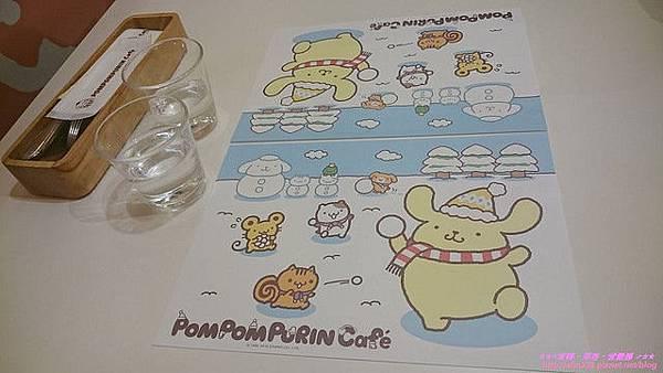 『台北信義區』捷運市政府站 ATT4FUN 布丁狗主題餐廳 Pompompurin Cafe (3).jpg