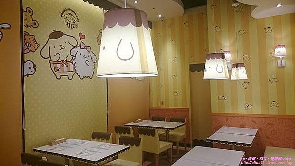 『台北信義區』捷運市政府站 ATT4FUN 布丁狗主題餐廳 Pompompurin Cafe (2).jpg