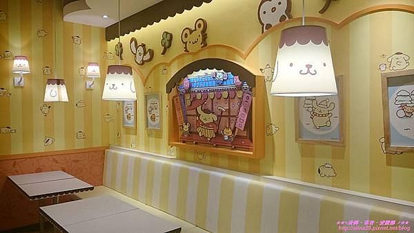 『台北信義區』捷運市政府站 ATT4FUN 布丁狗主題餐廳 Pompompurin Cafe (11).jpg