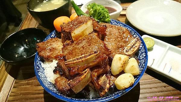 『台北南港區』捷運高鐵南港站 開丼燒肉vs.丼飯 (南港環球店) (9).jpg