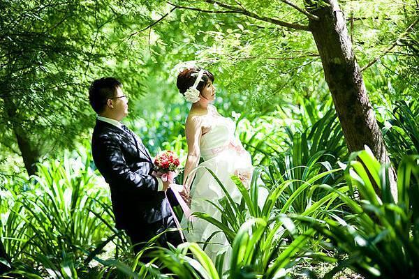 『紀錄』【囍】❤推薦 我的婚紗照 Ariesy%26;瑪哲夏日花蓮婚紗包套❤
