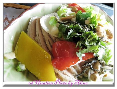 『孟冬花蓮』奇萊亞酒莊‧風味餐