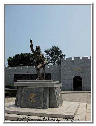 『鐵腿金門行』古寧頭戰史館、雙鯉濕地