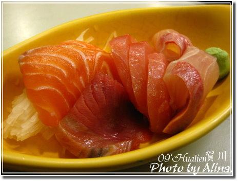 『季春花蓮』在地好滋味‧賀川壽司屋