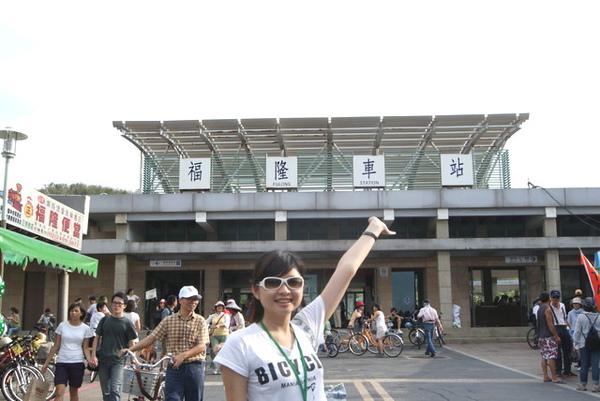 『Sony α330心動之旅』福隆車站隨走隨拍