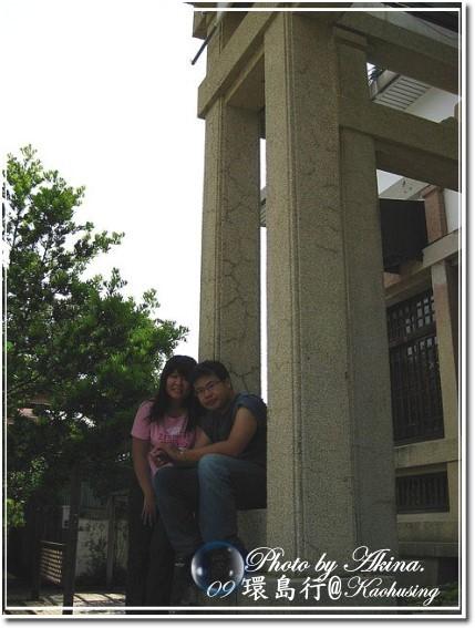 『2009環島行』高雄‧武德殿、旗山枝仔冰、斜張橋