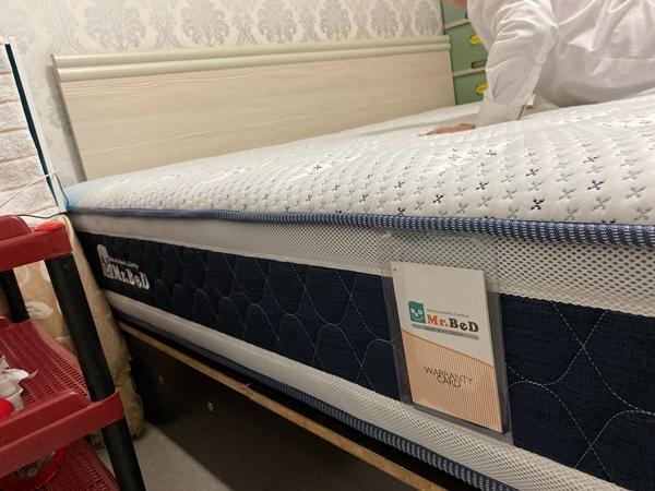 透氣支撐台北床墊