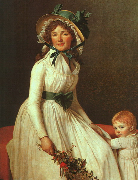 1795--Portrait_of_Emilie_Seriziat_and_Her_Son__61588_zoom