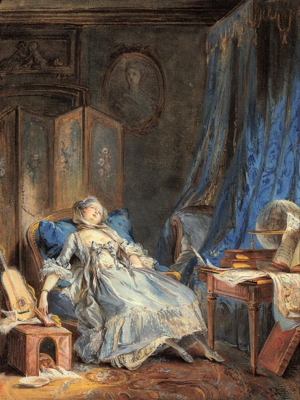 1760-- Baudouin,_Pierre_Antoine_-_La_Lecture_-_c__1760