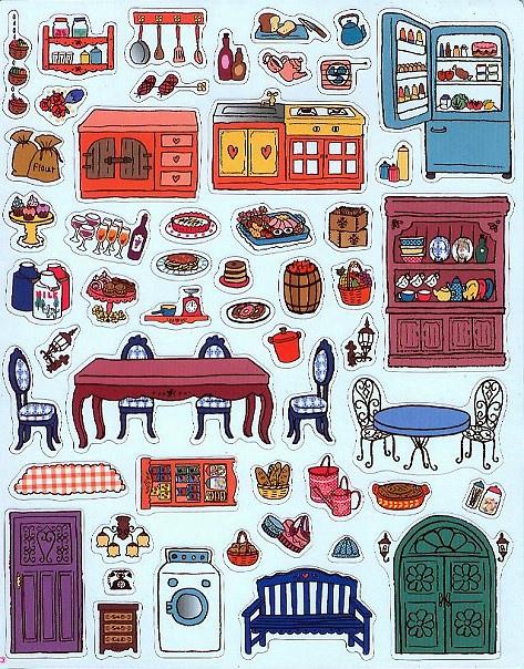 可愛時尚的磁鐵娃娃屋--夢幻娃娃屋 (風車)001.jpg