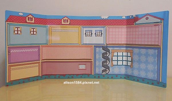可愛時尚的磁鐵娃娃屋--夢幻娃娃屋05.JPG