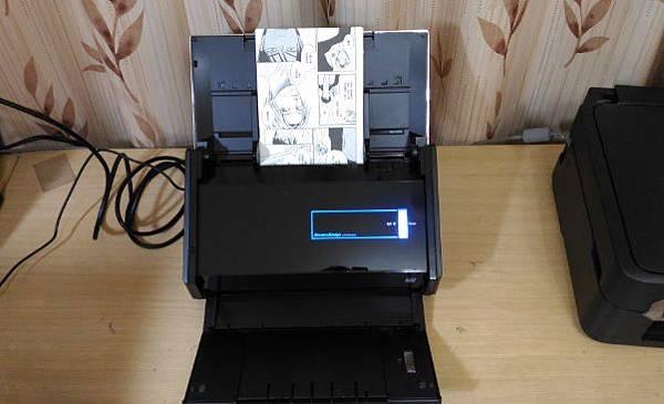 富士通 FUJITSU ScanSnap iX500 Wifi無線掃描器2.jpg