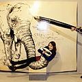 N-首爾塔分館(N서울타워 박물관은 살아있다)
