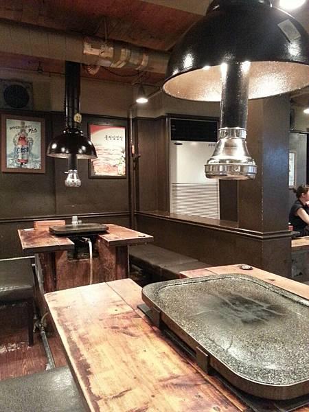 鐘閣─고인돌石板烤肉專門店