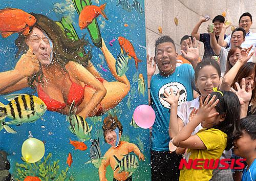 ●夏季活動─邀您免費來玩丟水球,快樂消暑一夏!