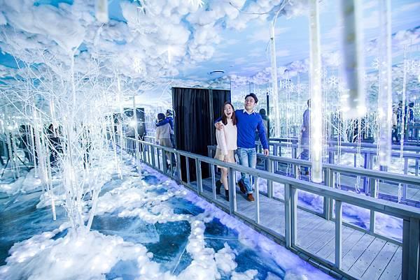 愛來魔相4D藝術館 全新展區-光之童話世界