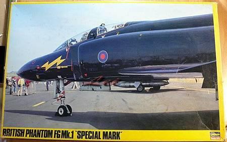 英國空軍PHANTOM FG Mk.1-48-01