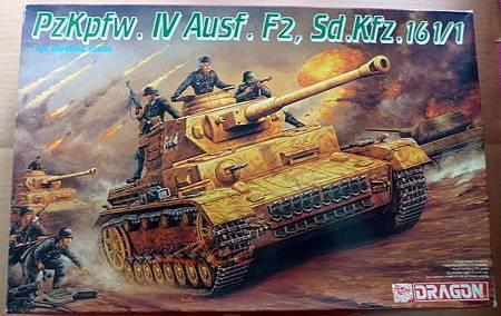 PzKpfw IV Ausf F2 SdKfz161-1 -35-01