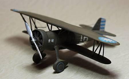 霍克二式驅逐機 Hawk II-72-01