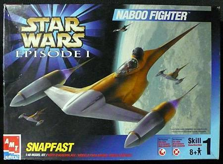 NABOO FIGHTER-01