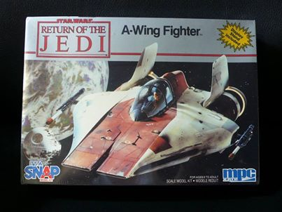 A-Wing FIGHTER-01