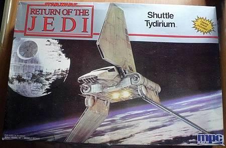 SHUTTLE TYDIRIUM-01