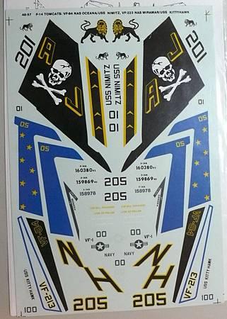 F-14A貼4857-01