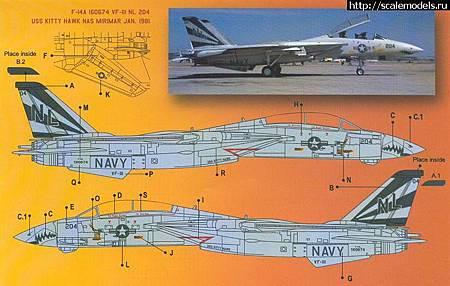 F-14A VF-111貼-ztz48024-03