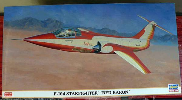 F-104 RED-48-01