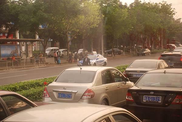 DSC_7377 四處可見不走斑馬線過馬路的人.jpg