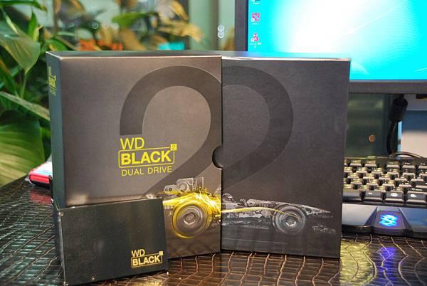 WD BLACK2 DUAL DRIVE
