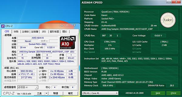 CPU 3.7GHz