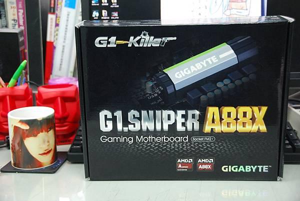 Gigabyte G1.Sniper A88X 音樂饗宴
