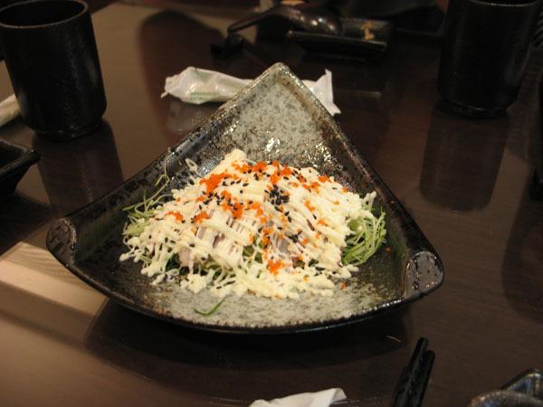 和壽司-鱈魚肝