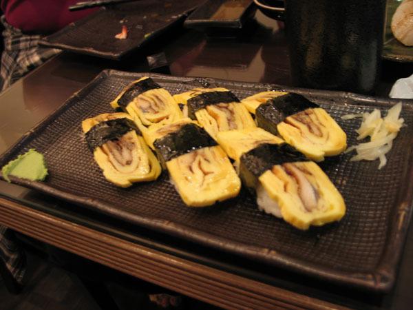 和壽司-煎蛋壽司
