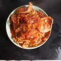 5/03中午糖醋肉片
