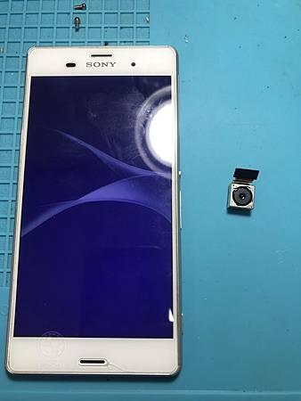 SONY Z3相機模糊