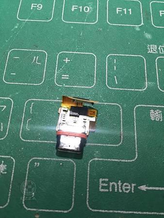 Z5無法充電